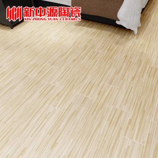 现代中式拼木仿实木地板砖150*600