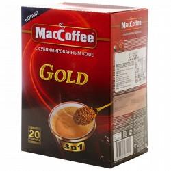 京東商城?馬來西亞進口 MacCoffee美卡菲 金牌3合1速溶咖啡 320g
